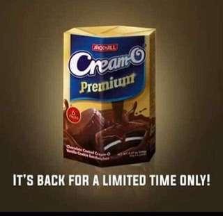 Cream O Premium