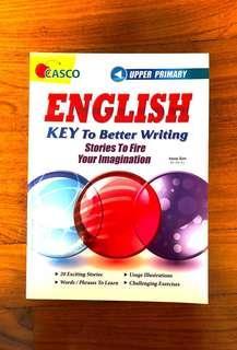 Casco English KEY to Better Writing.