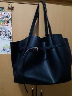 Mango Black Bag