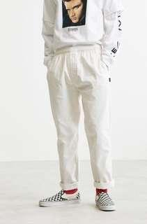 Stussy Cord Beach Pant Men's Size Small