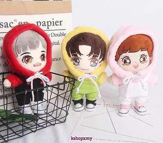 EXO 20 cm doll hoodie