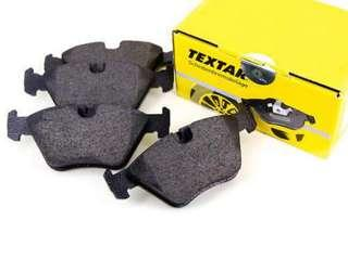 BMW Textar Brake Pads For all Models Available