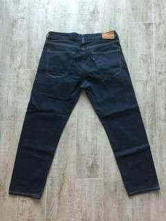 Levis Made&Crafted jeans 501 LMC LVC vintage tapper tappered