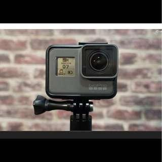 Brand New Go Pro Hero 5 Black (Without Box)