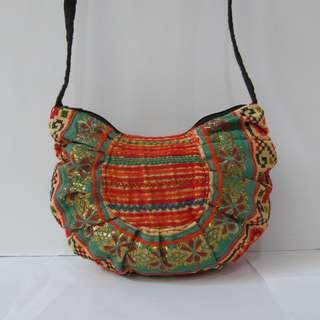 🆕Handmade woven sling bag #PRECNY60