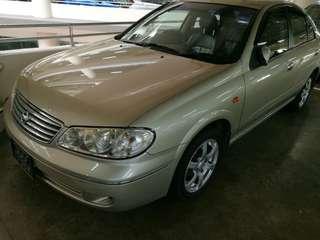 Nissan Sunny 1.6 EX Auto