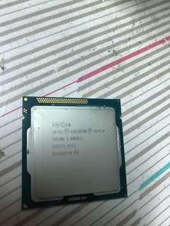 Cpu intel@ celeron@ G1610 2.60Ghz Socket 1155