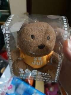 全新便宜賣***7/28生日熊~~