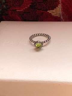Pandora August Ring size 48