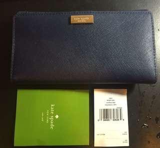 100% authentic Kate Spade wallet 銀包