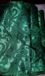 Silk- like special party table cover S and L