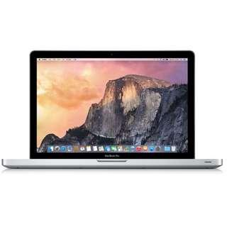 Preloved MacBook Pro 13-Inch, 2.66GHz, 8GB Ram)