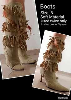 Boots (Soft Material)