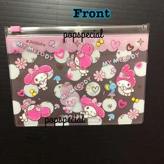 My Melody Zipper Bag Pouch