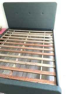Brand new queen size bed frame