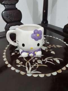 Hello Kitty Diecut Mug