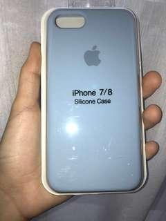 Apple IPhone 7/8 Original silicon case- Lilac