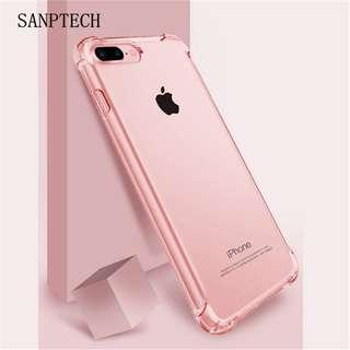 [PO] Iphone clear casing / cover