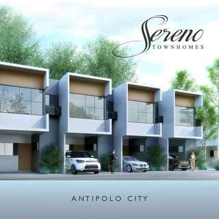 3 Bedroom pre-selling Townhouse near Super Metro and Victory Mall