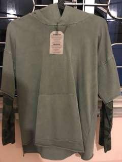 Zara Boys camo hoodie