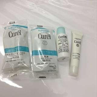 Curel Ceramide Care for Dry Sensitive Skin (travel size)