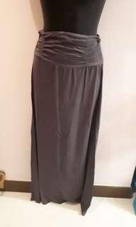 Pre loved: Cotton long skirt