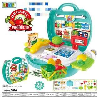 Cashier and Kitchen toy