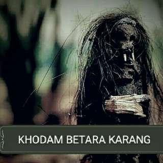 KHODAM BETARA KARANG