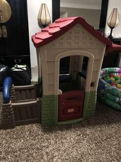 Little Tikes House 🏠 with DoorBell