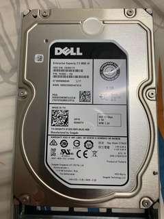 DELL 1TB SAS 7.2K