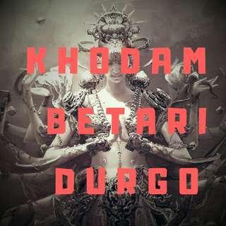 KHODAM BETARI DURGO