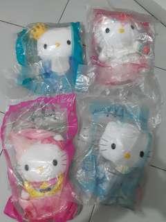 Vintage Hello Kitty Plush Toys