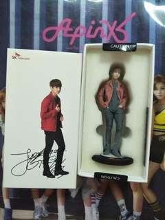 BTS Jungkook SK Telecom Figurine (9cm SKT)