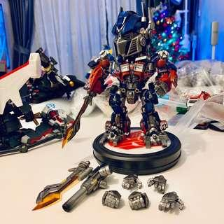 Herocross Transformer Optimus Prime 柯柏文