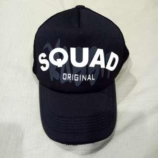 🚚 SQUAD 帽子