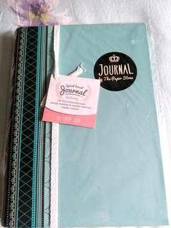 CUTE JOURNAL THE PAPER STONE #Next30