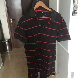 Polo shirt stripe gap