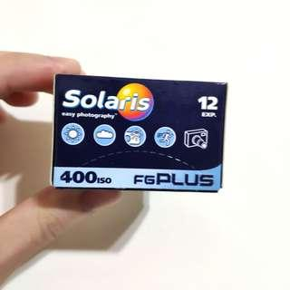 🚚 全新 過期底片 Solaris / 12EXP.