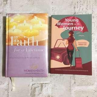 SET: Devotional books for women