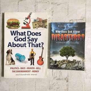 SET: Christian Books