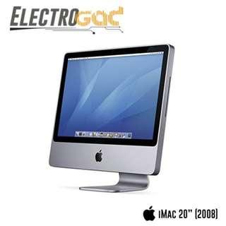 """🚚 Clearance Sales!! iMac 20"""" (2009) 2.66 GHz Intel Core 2 Duo"""