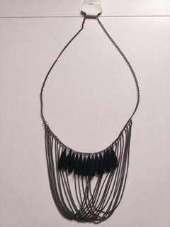 ⚡SALE🔛[BN] Black Statement Necklace
