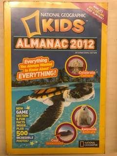 National Geographic Almanac Series