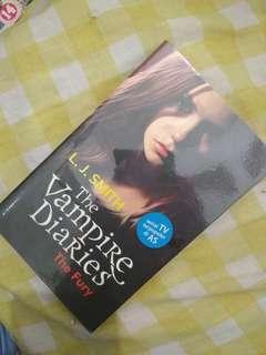 Novel Terjemahan Vampire Diaries