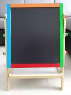 Children Easel - Double Sided Magnetic Drawing Board