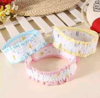 🚚 🌟PM for price🌟 🍀Baby Soft Elastic Cotton Adjustable Nappy Fixed Belt🍀