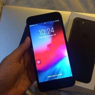 IPHONE 7 128GB FU WITH BOX