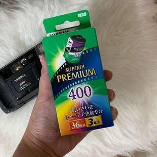 Superia Premium 400