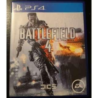 PS4 Used Game Battlefield 4