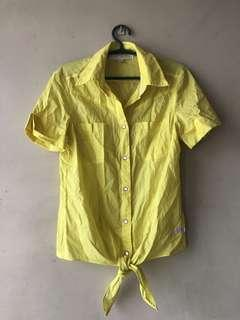 Kamiseta yellow top